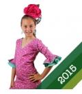 Trajes de Flamenca 2015 Niña