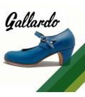 Zapatos de Flamenco Profesional Gallardo