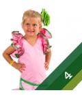 Trajes flamenca niña - Talla 4