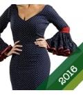 Trajes de Flamenca 2016 Mujer