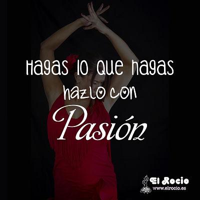 Frases Flamencas El Rocio Blog De Flamenco El Rocio