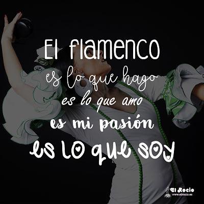 Frases Flamencas El Rocío Blog De Flamenco El Rocio