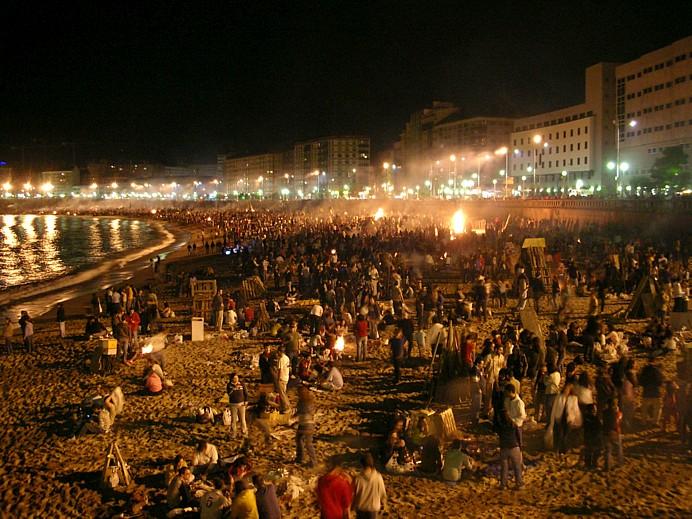 San Juan en Cádiz