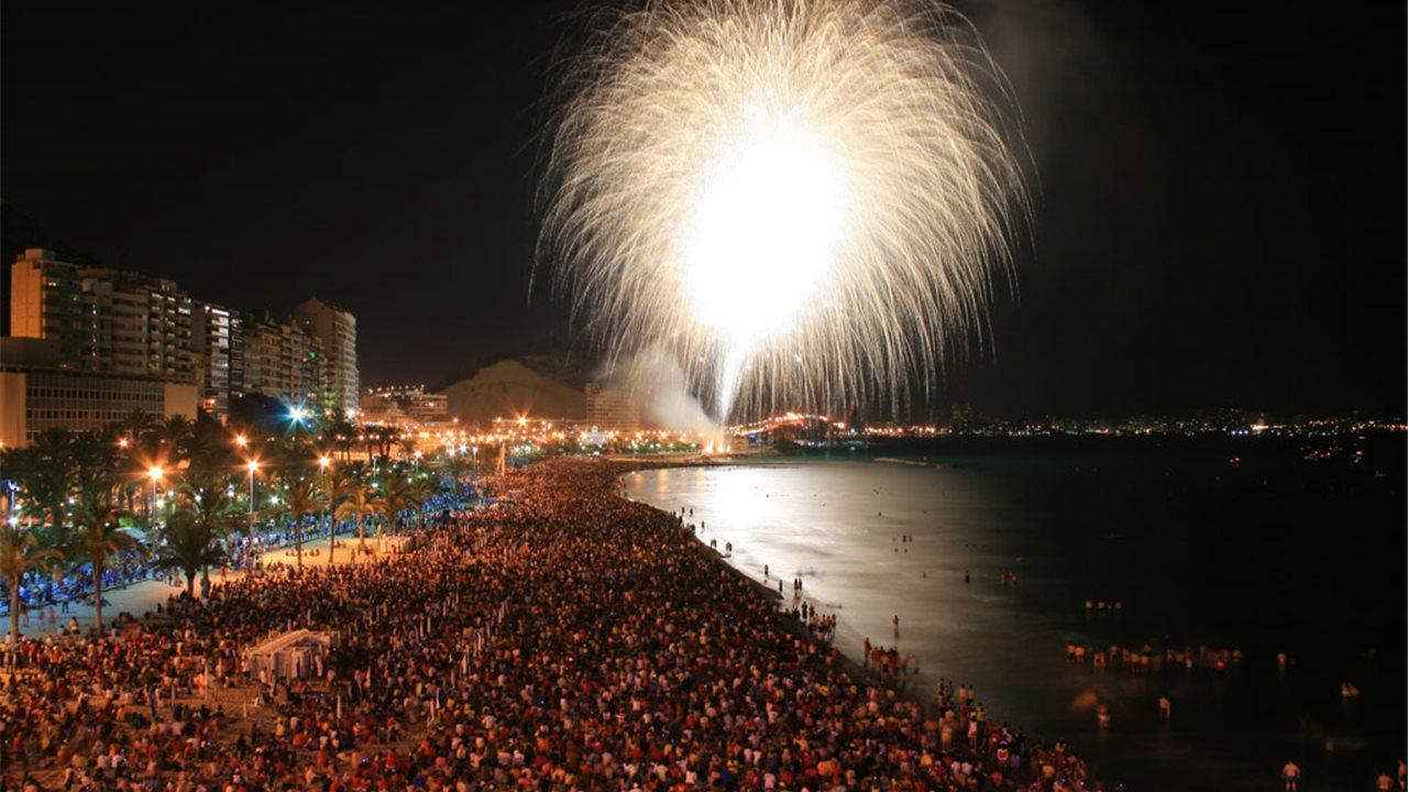 San Juan en Málaga