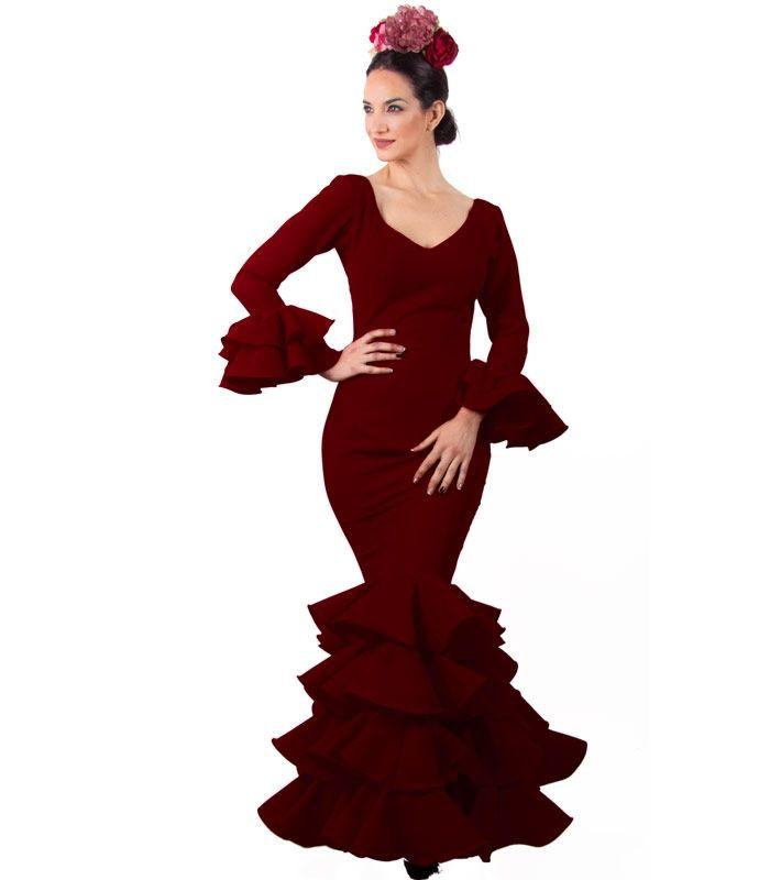 d97181cd5 Trajes de flamenca baratos y Moda flamenca 2019 y 2018 en trajes de ...