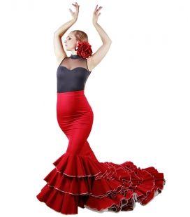 7675274f4 Compra faldas flamencas y vestidos de baile flamenco baratos - El ...