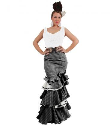 c58e8c7fc Trajes de flamenca baratos y Moda flamenca 2019 y 2018 en trajes de gitana  - El Rocío