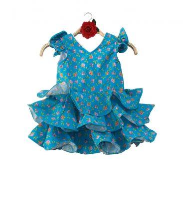 d9de5b5d9 Trajes de Flamenca para Niñas. Compra Trajes de flamenca niña y Vestidos de  gitana niñas por tallas - El Rocío