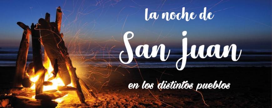La noche de San Juan en los pueblos