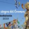 La fiesta del Carmen 2019 en Andalucía