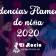 Tendencia flamenca de niña 2020