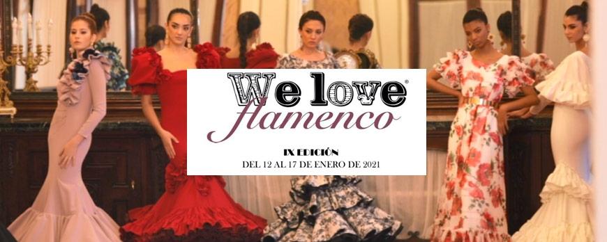 Pasarela We Love Flamenco 2021