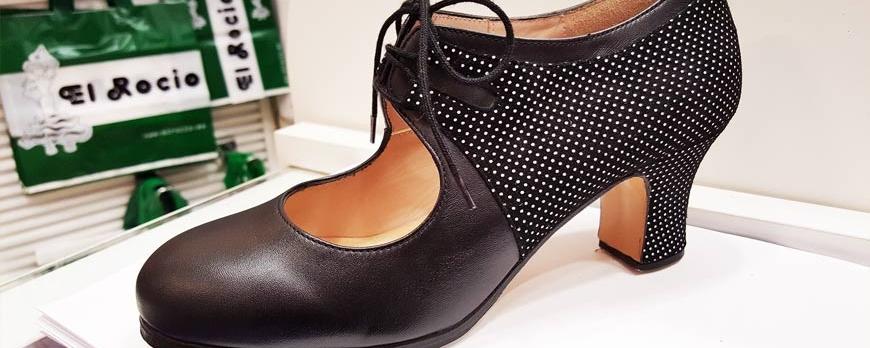 Pisa con Garbo Gracias a los Zapatos Buleria